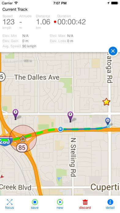 Map Plus Screenshot