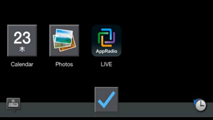 AppRadio Screenshot
