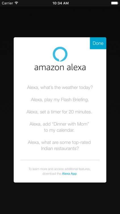 Echgo - for Amazon Alexa screenshot-4