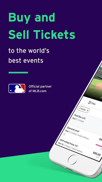 StubHub - Mobile Event Tickets for Windows