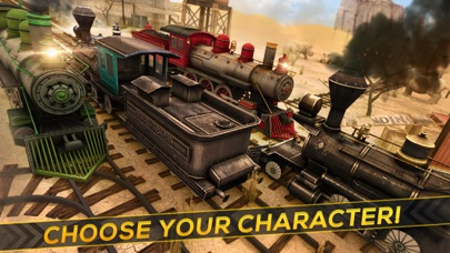 Safari Express: Animal Train Screenshot on iOS