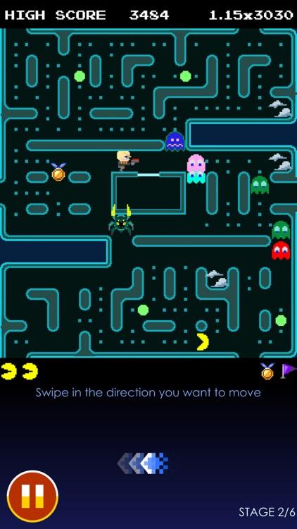 PAC-MAN: Ralph Breaks the Maze screenshot-4