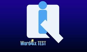 IQ Word4x TEST