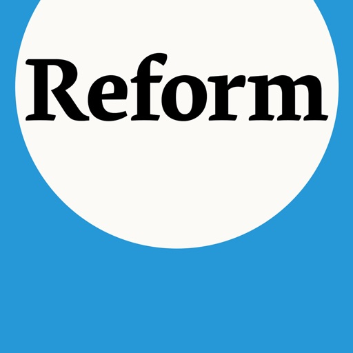 Reform Magazine icon