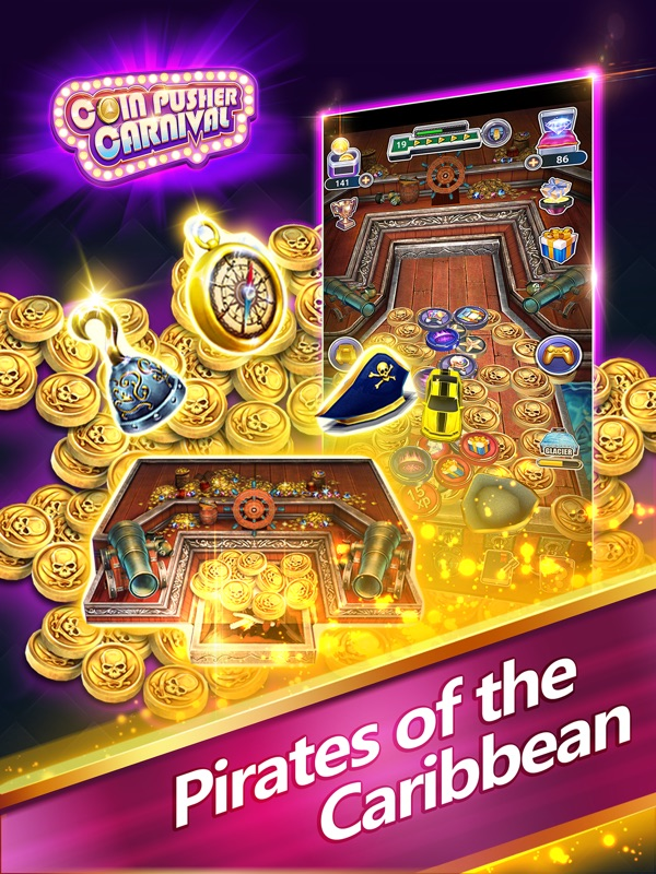 Coin Pusher Carnival - Casino - Online Game Hack and Cheat
