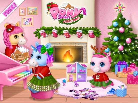 Pony Sisters Christmas screenshot 6