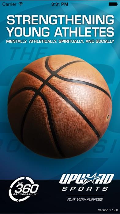 Upward Basketball Coach Screenshot