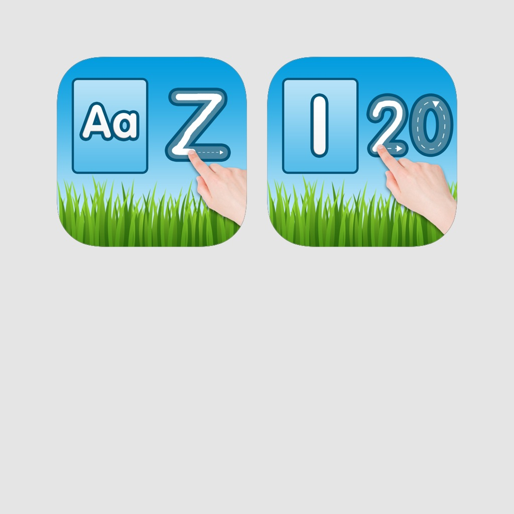 ABCs and 123s by TantrumApps