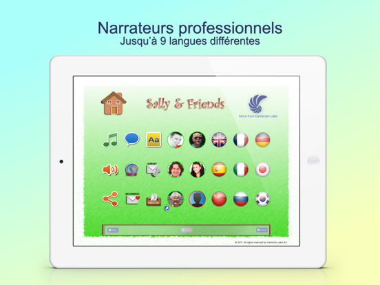 Screenshot #6 pour Sally & Friends L'anniversaire