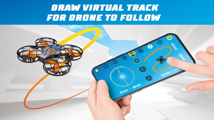 Skytrackz VR Drone screenshot-4