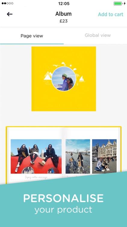 CHEERZ - Photo Printing screenshot-3