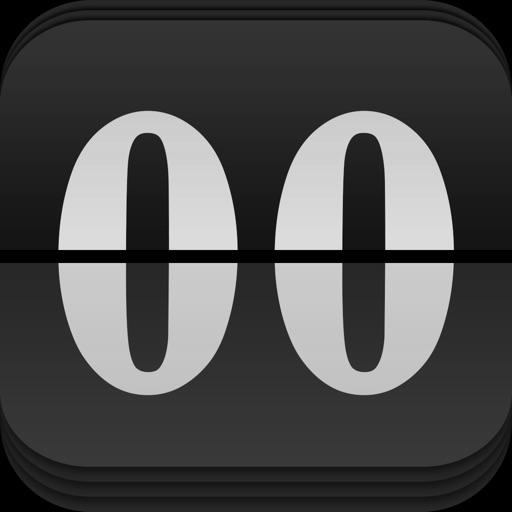 OneClock - 可不息屏的極簡翻頁時鐘