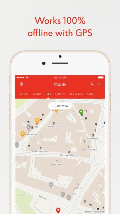 LikeALocal Offline City Guide screenshot-3