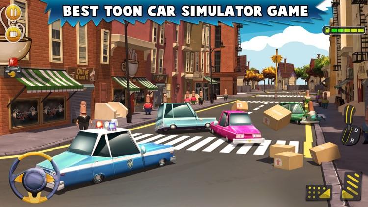 City Driving Car Parking Driving Simulator screenshot-3