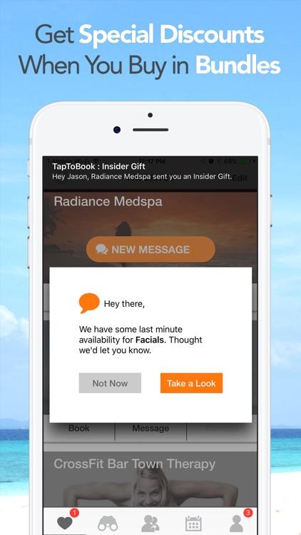 TapToBook Inc screenshot-3