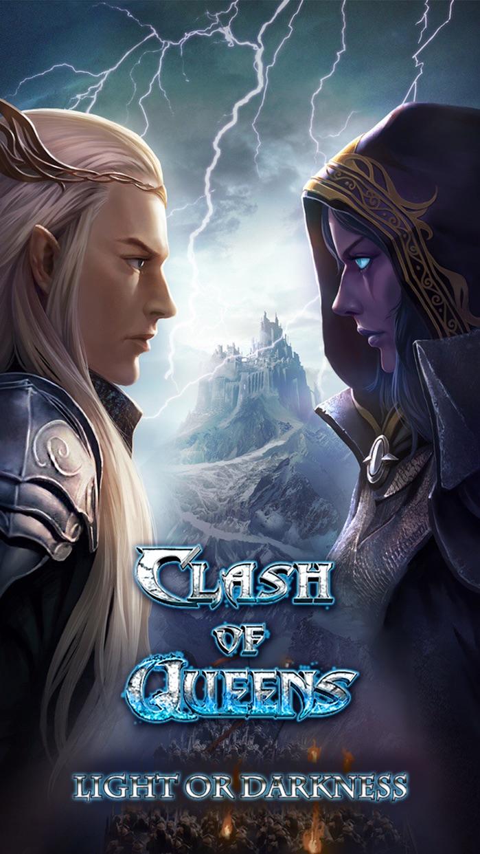 Clash of Queens: Light or Dark Screenshot