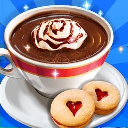 Hot Chocolate Drinking Maker