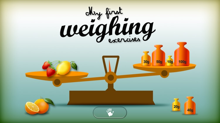 My first weighing exercises HD screenshot-3