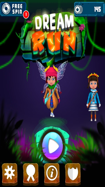 Dream Run - Endless Runner screenshot-3