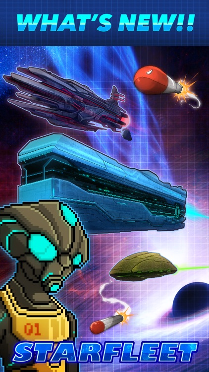 Pixel Starships™ Space MMORPG screenshot-0