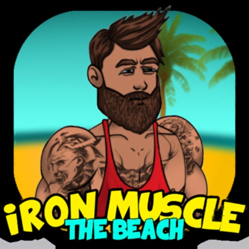 Iron Muscle - The Beach / Bodybuilding and Fitness game