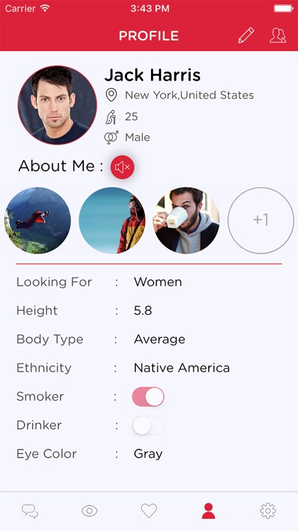 Dating voice chat