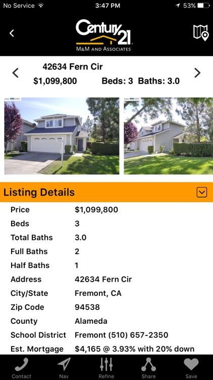 C21MM Home Search screenshot-3
