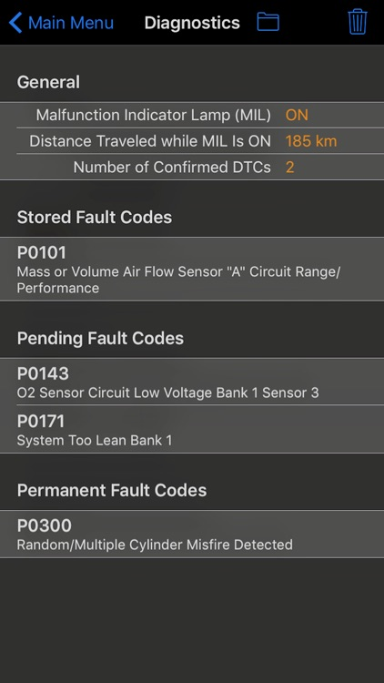 OBD Evolution: Car Diagnostics screenshot-3