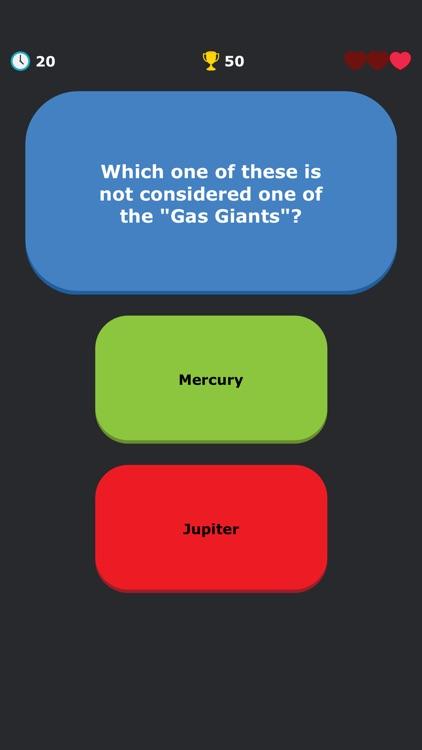 Solar System Quiz - Astronomy screenshot-8