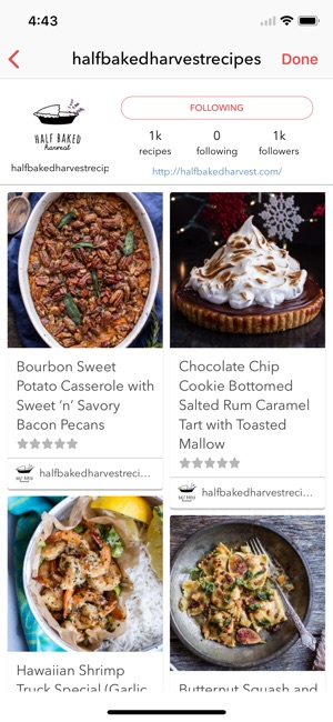 Bigoven 350000 recipes on the app store screenshots forumfinder Image collections