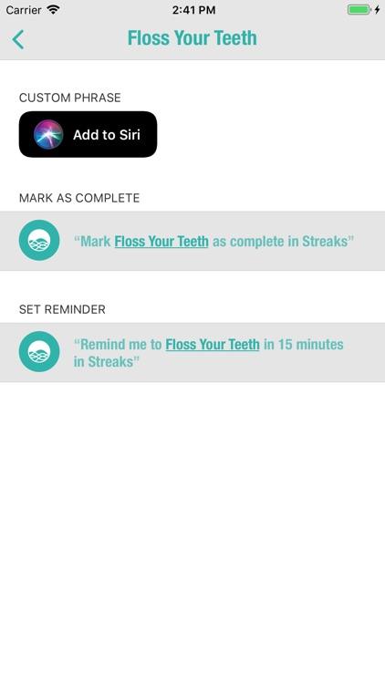 Streaks screenshot-7