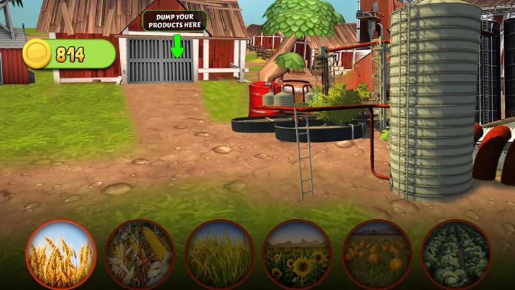 My Farm : Plow & Harvest by Kashif Mumtaz