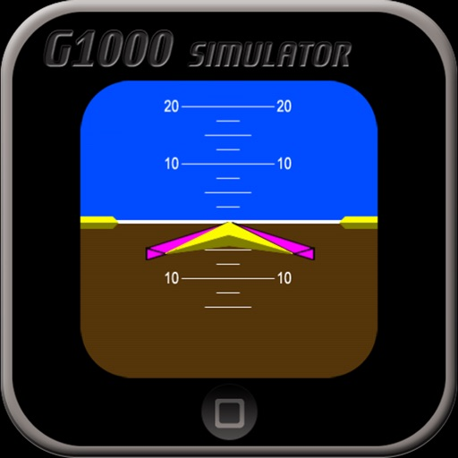 Simionic Simulator for Garmin G1000 (PFD)
