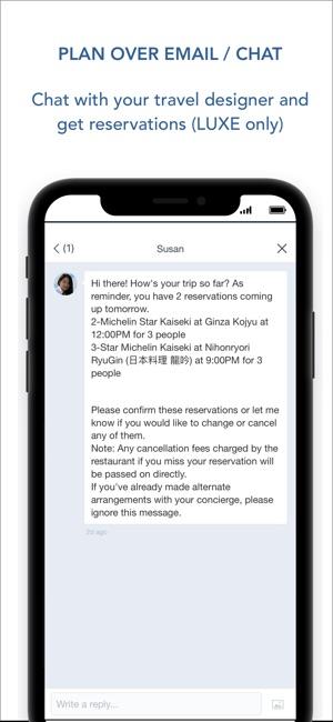 miss travel app iphone