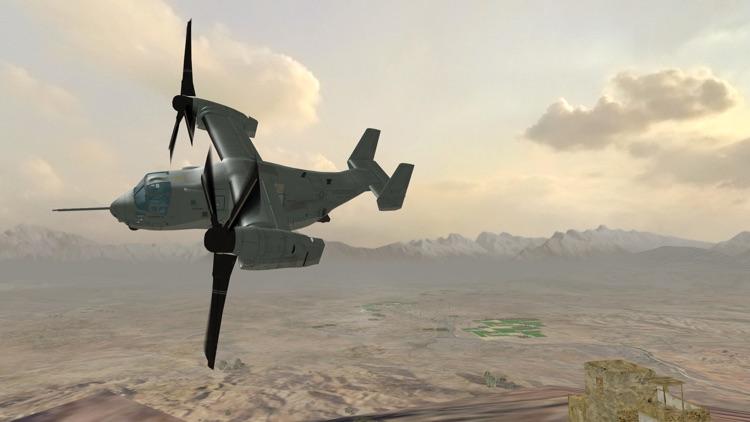 Osprey V22 Combat Operations