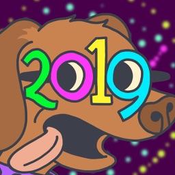 Weird New Year 2019