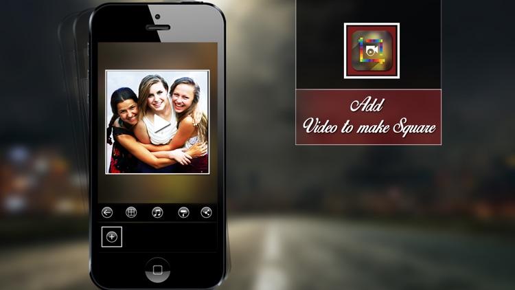 VideoSquare - Video Edit screenshot-4
