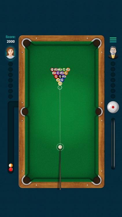 8 Ball Billiards screenshot-3