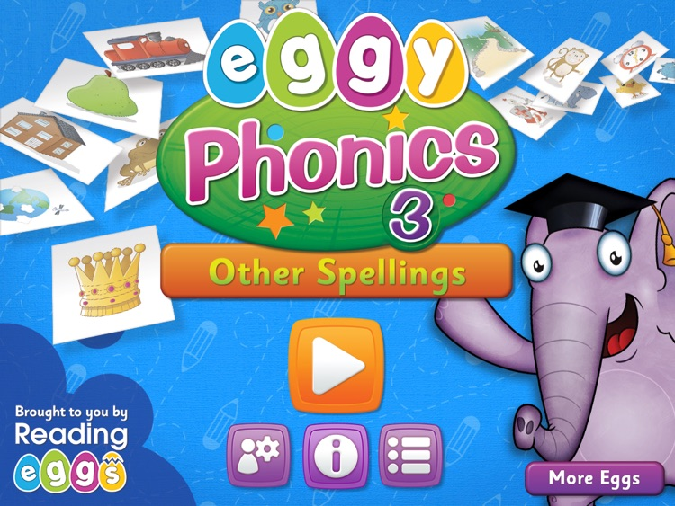 Eggy Phonics 3 screenshot-0