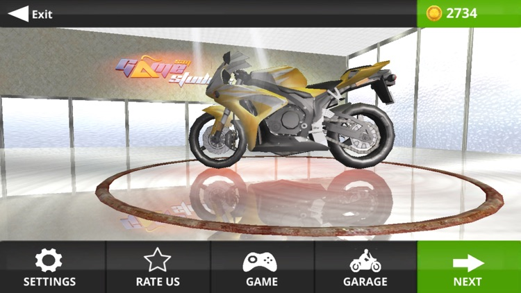 Moto Rider King – Bike Highway Racer 3D screenshot-3