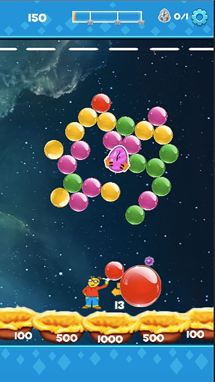 Bubble Shooter Super Pop Puzzle Blast screenshot-3