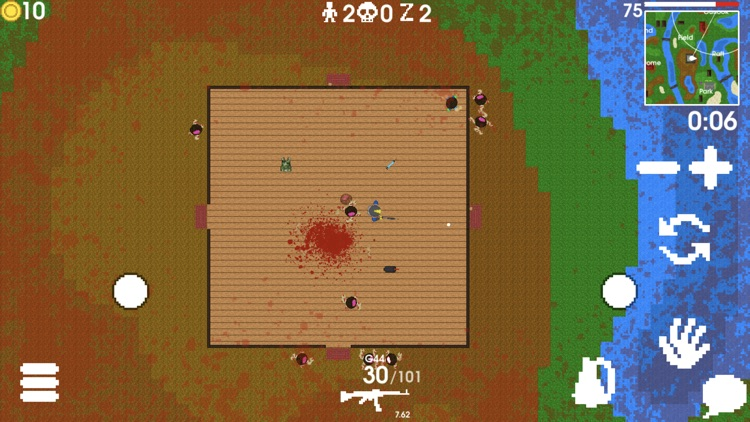 Bloodshed Battle Royale screenshot-3