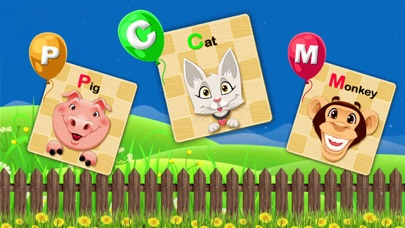 Learn ABC Phonics 3D Game Play screenshot three