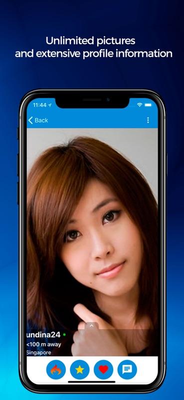 Asian lesbian dating app