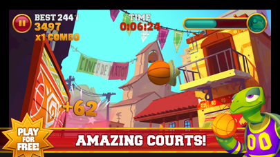 Slam Dunk King screenshot three