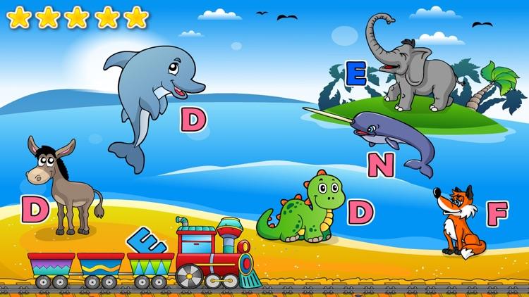 Kindergarten Phonics Island