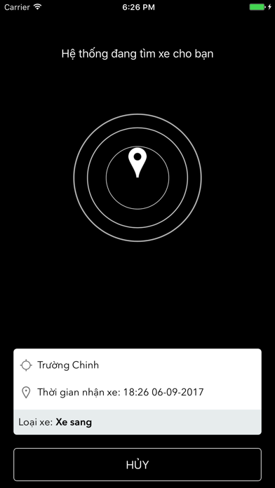 Otosharing Driver screenshot two
