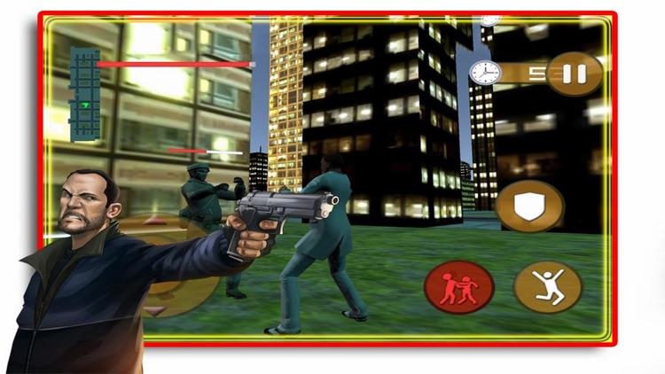 City Gangster Boss Sim