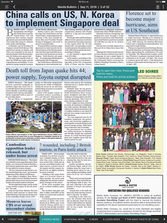 Manila Bulletin on the App Store