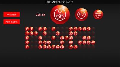 Bingo Caller Machine Screenshot